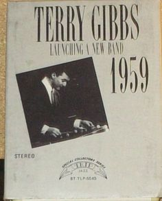 Terry Gibbs Launching A New Band Jazz 8-Track Tape by RASVINYL on Etsy