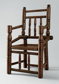 chair, 1665 - 1690 NY State