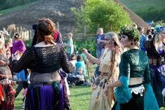 History of the Pagan Beltane Celebration