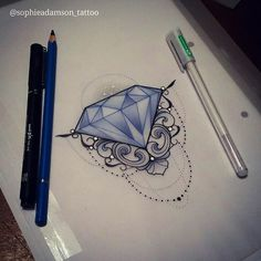 #tattoo #diamond #tattooartist