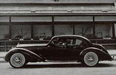 1937 Delage D6 by Letourneur & Marchand