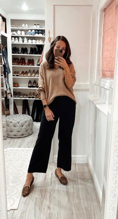 Outfits lately - Roundup ~ Lilly Style Casual Work Wear, Fall Outfits For Work, Basic Outfits, Casual Outfits, Cute Outfits, Look Fashion, Autumn Fashion, Fashion Outfits, Looks Style