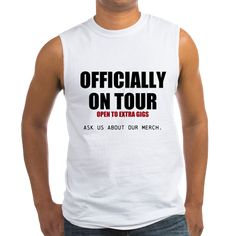 OFFICIALLY ON TOUR Tank Top