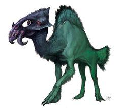 Numenera - Ninth World Bestiary Creatures