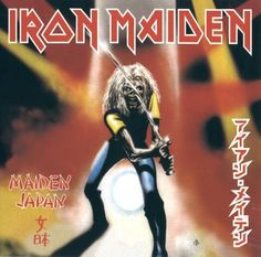 Iron Maiden Made in Japan