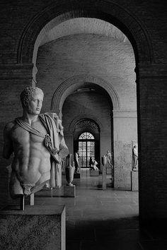 """chateau-de-luxe: """"harryvarelis: """" Diomedes , King of Argos (Greece) , Glyptothek München """" chateau-de-luxe.tumblr.com """""""