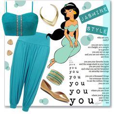 60-Second Style: Disney Character Costume by gabygrach on Polyvore featuring Gimmicks, WearAll, Vince Camuto, Jules Smith, Saachi, Disney, Halloween, 60secondstyle and disneycharactercostume