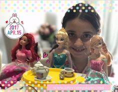 ARTE COM QUIANE - Paps, Moldes, E.V.A, Feltro e Costuras: Compra dos ovos, Chá de boneca e mensagem de Páscoa