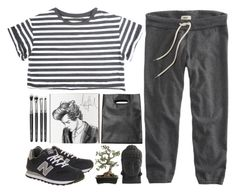 """""""imminent"""" by the-dreamcatcher ❤ liked on Polyvore featuring American Eagle Outfitters, New Balance, Nearly Natural, Monki and Crate and Barrel"""