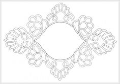 Cutwork lace stencils and ideas of their application .. Discussion LiveInternet - Russian Service Online Diaries