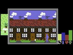 The oddest game I ever played. Frankie Goes To Hollywood (C64)