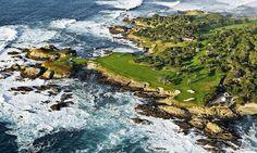 Cypress Point Golf Club, Pebble Beach, California - No. Public Golf Courses, Best Golf Courses, Golf Photography, Landscape Photography, Golf Now, Augusta Golf, Coeur D Alene Resort, Golf Course Reviews, Golf Putting Tips