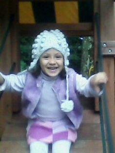 Children lamb hat by inspirebynancy on Etsy, $28.00