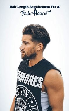 Know About perfect Length Required for fade Haircut