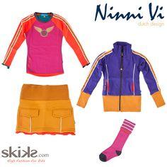 Cool and fashionable with Ninni Vi