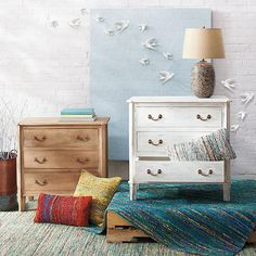Grandin Road's - Beckett Three-Drawer Chest