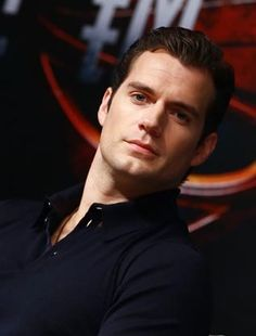 Henry Cavill... If only he was looking at me... #onecandream