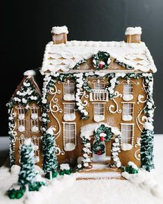 Find This Pin And More On Gingerbread By Debbi Greer