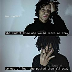 So if i ever distanced myself from yhu Now yhu know ghee Red Quotes, Xxxtentacion Quotes, Dope Quotes, Rapper Quotes, Hip Hop Quotes, Baddie Quotes, Fact Quotes, Tweet Quotes, Lyric Quotes