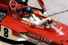 Emerson, Formula 1, Formula One Champions, Emo, F1 Lotus, F1 Racing, Le Mans, Grand Prix, Cars And Motorcycles