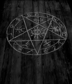 In the attic. #pentagram