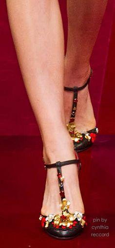 #Milan | Dolce & Gabbana | Spring Summer 2015 | cynthia reccord