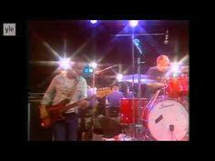Hurriganes Tukholmassa Live 1979