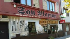 Restaurace San Marino – pizzerie Plzeň Bory