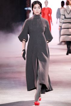 Ulyana Sergeenko Fall Couture Fashion Show 2013 | Style.com/Arabia