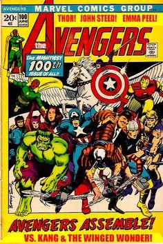 Avengers #100 Version #2