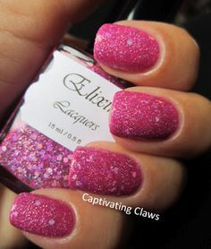 Elixir Lacquers With a K