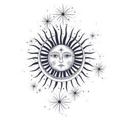 30 Awesome sun tattoos design ideas that women love – Page 21 Sun Tattoos, Body Art Tattoos, Small Tattoos, Elbow Tattoos, Sun Tattoo Designs, Design Tattoo, Sun Moon, Stars And Moon, Masonic Tattoos