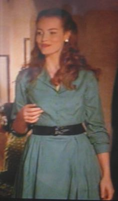 & saffron burrows from  circle of friends