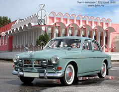 Volvo 122S Sport 1963 Maintenance/restoration of old/vintage vehicles: the material for new cogs/casters/gears/pads could be cast polyamide which I (Cast polyamide) can produce. My contact: tatjana.alic@windowslive.com