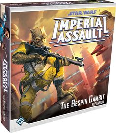 Imperial Assault - The Bespin Gambit portada