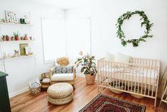 47 New ideas baby boy room ikea cribs Ikea Nursery, White Nursery, Nursery Neutral, Nursery Room, Girl Nursery, Girl Room, Kids Bedroom, Nursery Decor, Nursery Ideas
