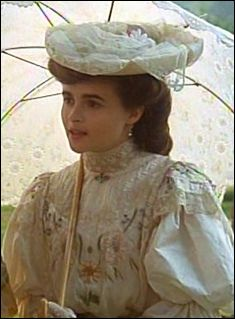 Image result for helena bonham carter  LUCY HONEYCHURCH