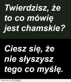 Stylowa kolekcja inspiracji z kategorii Humor Wtf Funny, Funny Facts, Funny Memes, Sad Quotes, Life Quotes, Inspirational Quotes, Unloved Quotes, Sad Pictures, Happy Photos