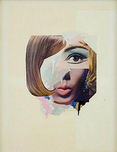 Study for a Fashion plate Richard Hamilton. Collages, Collage Art, Art Pop, Richard Hamilton, Pop Art Movement, Modern Pop Art, Pop Culture Art, Arts Award, Art Database