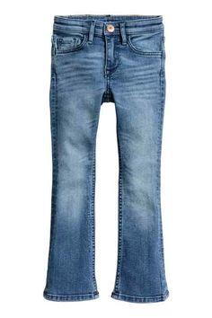 Superstretch Boot cut Jeans