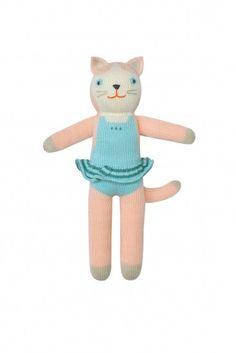 Splash The Cat by Blabla Kids   Little Skye Children's Boutique @littleskyekids