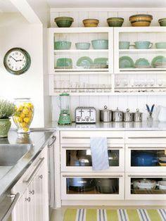 【海外インテリア画像】おしゃれ!参考にしたい白いキッチン2【シンプル&ナチュラル】 - NAVER まとめ