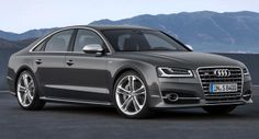 Audi's More Powerful, Better Looking 2014 A8 and S8 Facelift Sedans [70 Photos & Video] - Carscoops