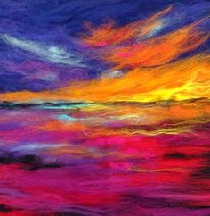 Irina: Fantastic Felt works by Moy Mackay.