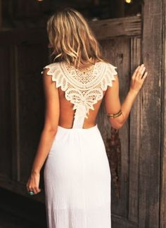 Boho Chic Wedding Gowns | by Mia , March 31, 2014 Wedding dress 3 Comments