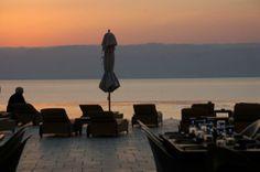 At the Dead Sea Resort Hotel Kempinski