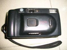 Minolta 35mm compact camera