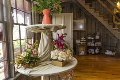 New Owner at the Lawrenceburg Flower Shop | Downtown | Lawrenceburg, Kentucky