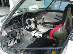 Yet Another Boring Hot Rod Rgruppe Car - Part VI, Interior Cabin & Controls - Pelican Parts Technical BBS