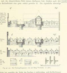 Image taken from page 143 of 'Die alte Burg Wertheim am Main und die ehemaligen Befestigungen der Stadt ... Mit ... 133 Abbildungen, etc' | by The British Library